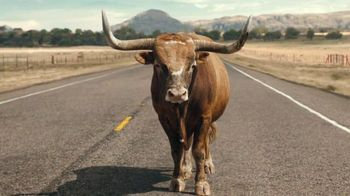 2015 Lincoln MKC TV Spot, 'Bull' Featuring Matthew McConaughey