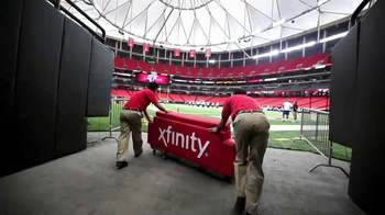 XFINITY TV Spot, 'NFL Redzone' - Thumbnail 1