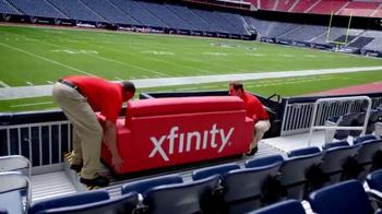 XFINITY TV Spot, 'NFL Redzone' - Thumbnail 2
