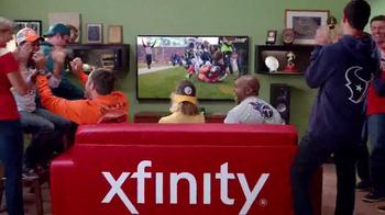 XFINITY TV Spot, 'NFL Redzone' - Thumbnail 7