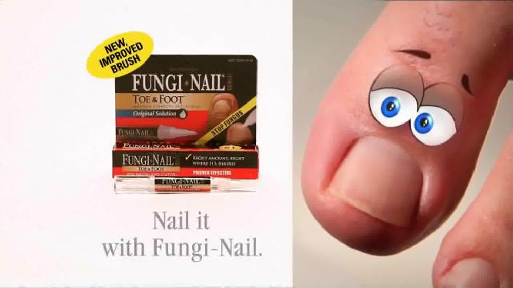 Fungi Nail Toe & Foot TV Commercial, \'Pharmacist Recommended\' - iSpot.tv