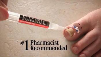 Fungi Nail Toe & Foot TV Spot, 'Pharmacist Recommended' - Thumbnail 6