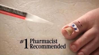 Fungi Nail Toe & Foot TV Spot, 'Pharmacist Recommended' - Thumbnail 8