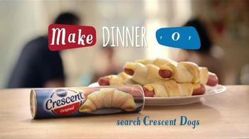 Pillsbury Crescents TV Spot, 'Hot Dog Fun' - Thumbnail 10
