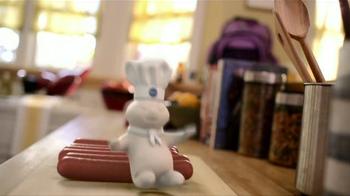 Pillsbury Crescents TV Spot, 'Hot Dog Fun' - Thumbnail 3