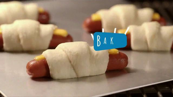 Pillsbury Crescents TV Spot, 'Hot Dog Fun' - Thumbnail 6