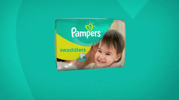 Pampers Swaddlers TV Spot, 'Moments of Love' - Thumbnail 10