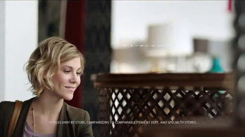 HomeGoods TV Spot, 'High-End Accent Furniture' Song by Peggy Lee - Thumbnail 1