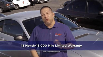 CarHop Auto Sales & Finance TV Spot, 'Need A Car: $99 Down Payments and Warranty' - Thumbnail 5