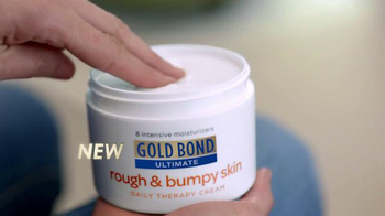Gold Bond Rough & Bumpy Skin Daily Therapy Cream TV Spot, 'Ultimate Skin' - Thumbnail 4
