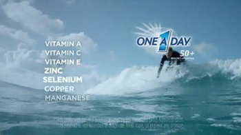 One A Day Men's 50+ TV Spot, 'Age? Who Cares' - Thumbnail 5