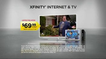 Xfinity Internet & TV TV Spot, 'Double the Speed Free for 1 Year' - 110 commercial airings