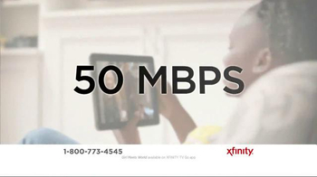 Xfinity Internet & TV TV Spot, 'Double the Speed Free for 1 Year' - Thumbnail 5