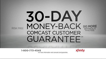 Xfinity Internet & TV TV Spot, 'Double the Speed Free for 1 Year' - Thumbnail 8