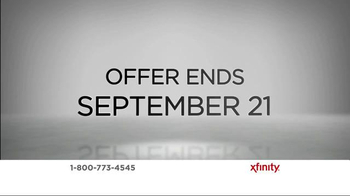 Xfinity Internet & TV TV Spot, 'Double the Speed Free for 1 Year' - Thumbnail 9