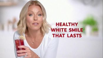 Colgate Total Lasting White TV Spot, 'Invisible Shield' Feat. Kelly Ripa - 2365 commercial airings