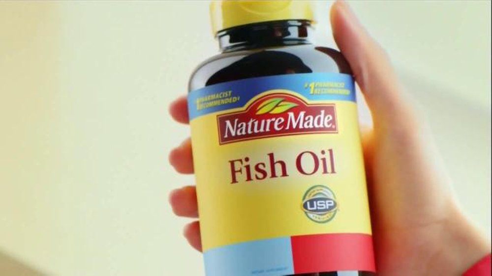 Nature Made Fish Oil TV Commercial, 'Quality'