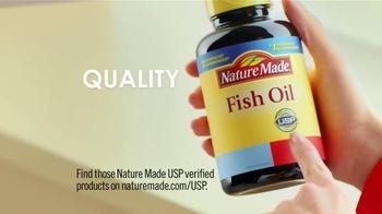 Nature Made Fish Oil TV Spot, 'Quality' - Thumbnail 7
