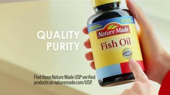 Nature Made Fish Oil TV Spot, 'Quality' - Thumbnail 8