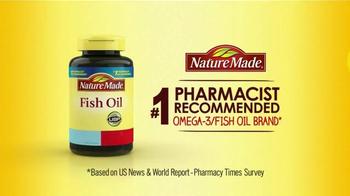 Nature Made Fish Oil TV Spot, 'Quality' - Thumbnail 9
