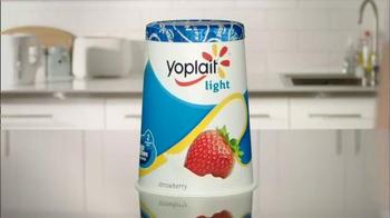 Yoplait Light Strawberry TV Spot, 'Without Aspartame' - Thumbnail 8