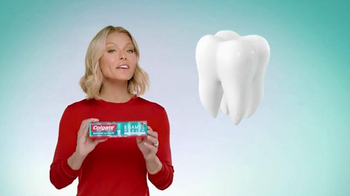 Colgate Enamel Health Toothpaste TV Spot, 'Line of Defense' Ft. Kelly Ripa - Thumbnail 6