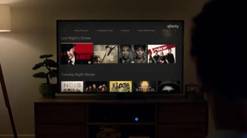 XFINITY X1 Entertainment Operating System TV Spot, 'Top 100 Shows' - Thumbnail 8