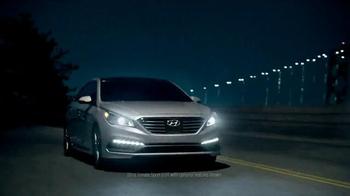 2015 Hyundai Sonata Sport TV Spot, 'Co-Pilot' - Thumbnail 1