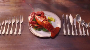 Joe's Crab Shack Southern Fried Maine Lobster TV Spot, 'What the Fork?' - Thumbnail 1