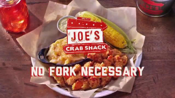 Joe's Crab Shack Southern Fried Maine Lobster TV Spot, 'What the Fork?' - Thumbnail 7