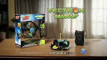 Air Hogs Vectron Wave TV Spot - Thumbnail 10