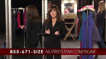 Nutrisystem NuMi TV Spot, 'Healthy' Featuring Marie Osmond