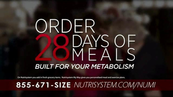 Nutrisystem NuMi TV Spot, 'Healthy' Featuring Marie Osmond - Thumbnail 6