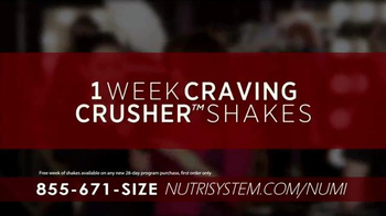 Nutrisystem NuMi TV Spot, 'Healthy' Featuring Marie Osmond - Thumbnail 7