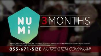 Nutrisystem NuMi TV Spot, 'Healthy' Featuring Marie Osmond - Thumbnail 8