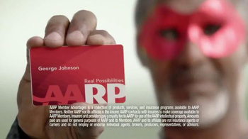 AARP Health TV Spot, 'George Johnson' - Thumbnail 9