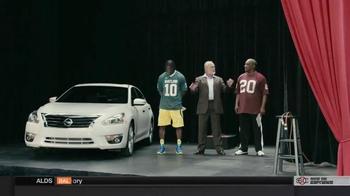 Nissan TV Spot, 'Heisman House: Acting Class' Featuring Robert Griffin III - Thumbnail 2