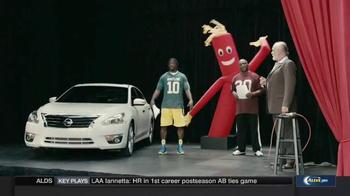 Nissan TV Spot, 'Heisman House: Acting Class' Featuring Robert Griffin III - Thumbnail 7