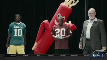 Nissan TV Spot, 'Heisman House: Acting Class' Featuring Robert Griffin III - Thumbnail 8