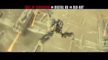 Edge of Tomorrow Digital HD and Blu-ray TV Spot - Thumbnail 2