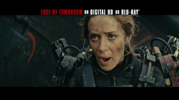 Edge of Tomorrow Digital HD and Blu-ray TV Spot - Thumbnail 3