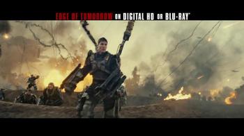 Edge of Tomorrow Digital HD and Blu-ray TV Spot - Thumbnail 4