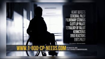 1-800 CP NEEDS TV Spot, 'Cerebral Palsy'