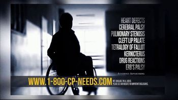 1-800 CP NEEDS TV Spot, 'Cerebral Palsy' - Thumbnail 4