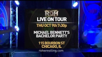 ROH Wrestling Live on Tour TV Spot, 'The Best Wrestling on the Planet' - Thumbnail 6