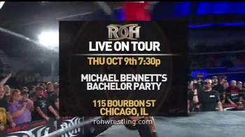 ROH Wrestling Live on Tour TV Spot, 'The Best Wrestling on the Planet' - Thumbnail 7