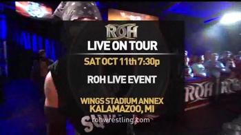 ROH Wrestling Live on Tour TV Spot, 'The Best Wrestling on the Planet' - Thumbnail 8