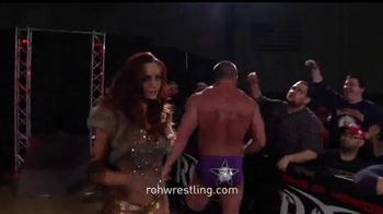 ROH Wrestling Live on Tour TV Spot, 'The Best Wrestling on the Planet' - Thumbnail 9