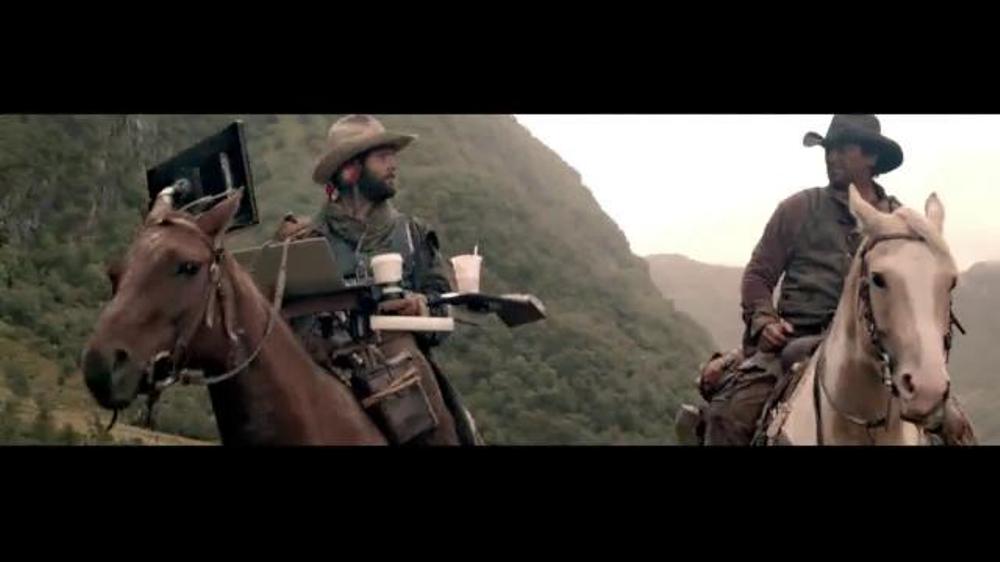 Courtyard Marriott TV Commercial, 'Herding Cows'