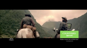 Courtyard Marriott TV Spot, 'Herding Cows' - Thumbnail 10